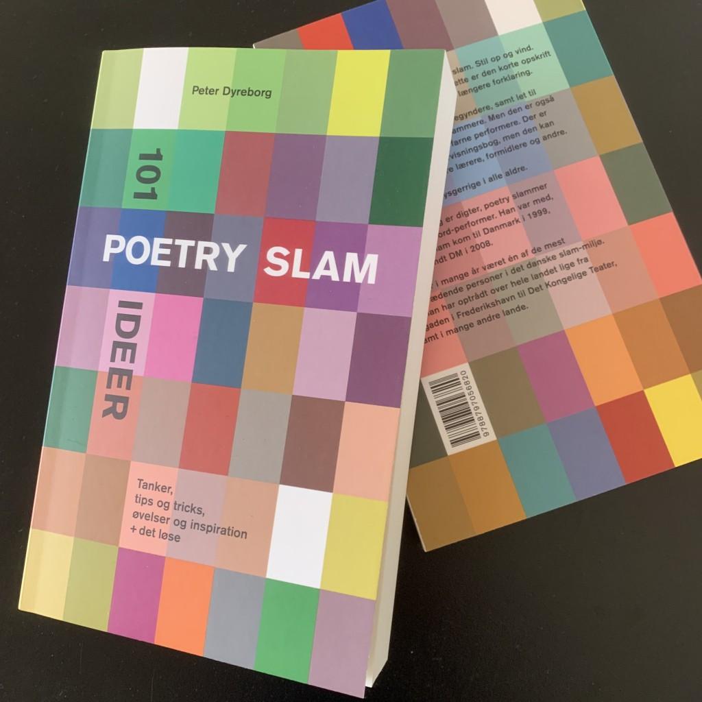 101 poetry slam ideer – Peter Dyreborg – poetry slam og